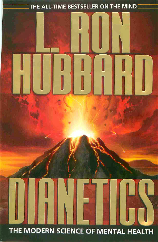 L. Ron Hubbard, Dianetics: The Modern Science of Mental Health. Bridge Publications, Inc. (1950).